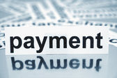 Payment — Stock Photo