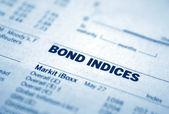 Bond indices — Stock Photo