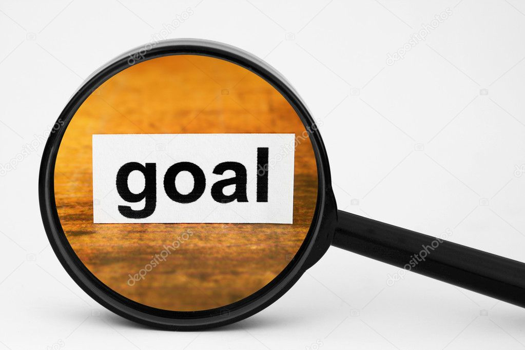 Goal concept  Stock Photo #7365697