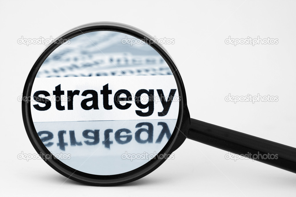 Strategy  — Stock Photo #7365869