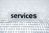 Services — Stock Photo