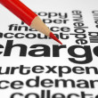 Charge — Stock Photo