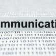 Foto de Stock  : Communication