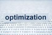 Optimalisatie — Stockfoto