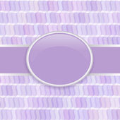 Retro violet soft cover — Vector de stock