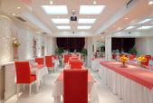 Interior do restaurante — Foto Stock