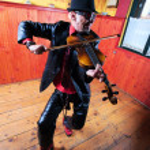Violinist — Stock Photo #7196511