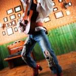 Guitarist — Stock Photo #7196668