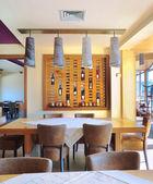 Restaurang inredning — Stockfoto