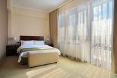 两个卧室 — 图库照片