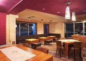 Restaurant interior — Stock Photo