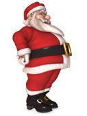 Toon Santa Claus — Stock Photo