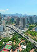 Hong kong urbano — Foto de Stock