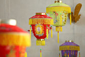 Lantern for Chinese mid autumn festival — Photo