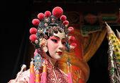 Maniquí de ópera cantonesa — Foto de Stock