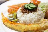 Harina de arroz — Foto de Stock