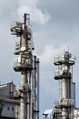 Gas industry — Stock Photo