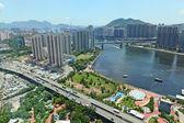 Hong Kong urban — Stock Photo