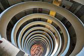 гонконг государственное жилье квартира блок — Стоковое фото