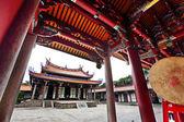 Confucius Temple , Taiwan — Stock Photo