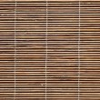 Bamboo placemat texture — Stock Photo