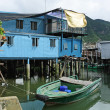 Tai O fishing village — Stock Photo #6958862