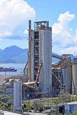 Cement Plant — Fotografia Stock