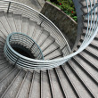 Spiraling stair — Stock Photo