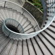 Stock Photo: Spiraling stair