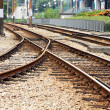 Train Rail — Stock Photo #7693555