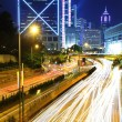 Modern city at night — Stock Photo #7905321