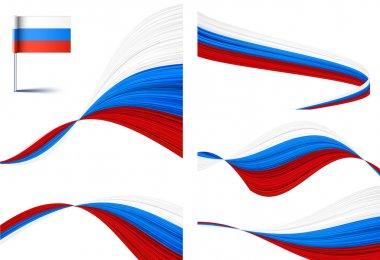 Russian flag.