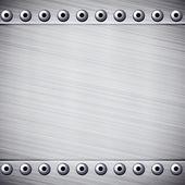 Metallic pappern. — Stock Vector