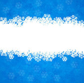 Christmas background with copyspace. — Stock Vector