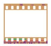 Quadro de filme negativo — Vetor de Stock
