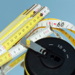Measure tools - Foto Stock
