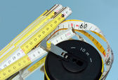 Measure tools — Stockfoto