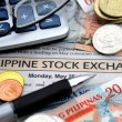Philippines Stock Exchange — 图库照片