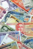 Philippines Currency — Stock Photo