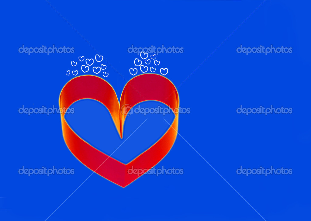 Heart and love, friends and family  Stock Photo #7367281