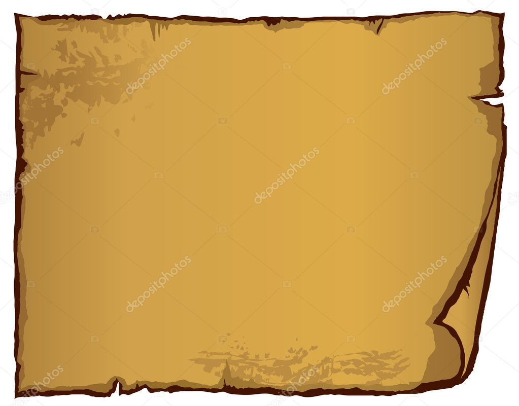 Old Paper (vector or XXL jpeg image) — Stock Vector #6776636