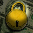 Stock Photo: Financial Security