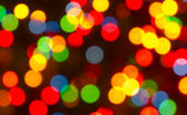 Magic Lights — Stock Photo