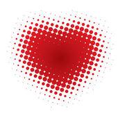 Abstract Heart (illustration) — Stock Vector