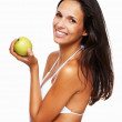 Benefits of good nutrition - Foto Stock