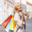 Easy shopping - Stockfoto