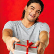 Royalty-Free Stock Photo: Here\'s your present