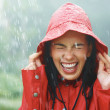 Royalty-Free Stock Photo: It\'s raining!
