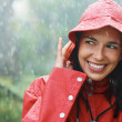It's raining! - Stock Photo