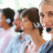 Royalty-Free Stock Photo: Call center executives